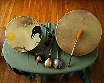 Drums and Rattles